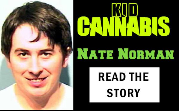 Kid Cannabis Story Nate Norman