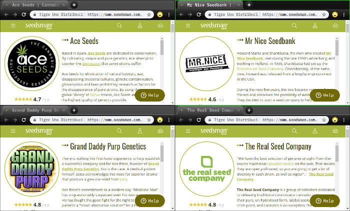 weed seed breeders packs