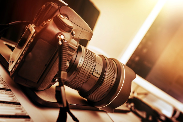 dslr camera for weed photography